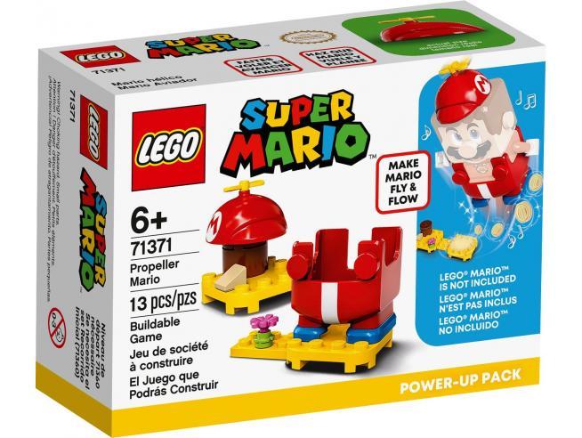 LEGO SUPER MARIO 71371 - MARIO ELICA POWER UP PACK