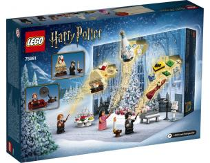 LEGO HARRY POTTER 75981 - CALENDARIO DELL'AVVENTO HARRY POTTER