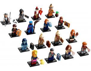 LEGO HARRY POTTER 71028 - SCEGLI LA MINIFIGURES SERIE 2 DI HARRY POTTER
