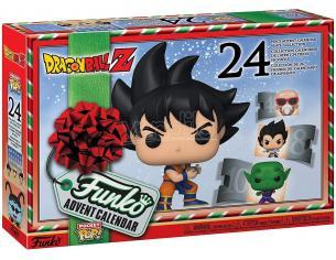 Dragon Ball Z Pocket Funko POP Anime Vinile Figura Calendario dell' Avvento