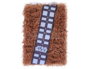 Star Wars Agenda Peluche Chewbacca A5 Cerdà