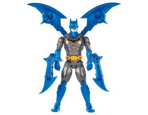 Dc Comics Batman Battle Power Night Missions Figura 30cm Mattel