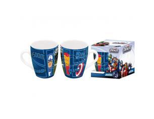 Tazza Ceramica Vengadores Avengers Marvel Barrilete Marvel