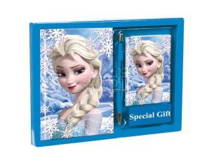 Frozen Heart Set Diario + Address Book Perona
