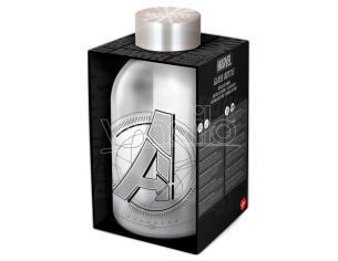 Marvel Avengers Bottiglia Di Vetro 620ml Stor