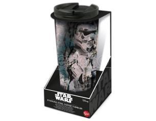 Star Wars Acciaio Inossidabile Bicchiere Da Caffè 425ml Stor