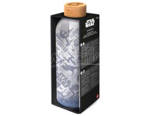 Star Wars Bottiglia Di Vetro 1030ml Stor
