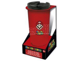 Nintendo Super Mario Bros Acciaio Inossidabile Bicchiere Da Caffè 425ml Stor