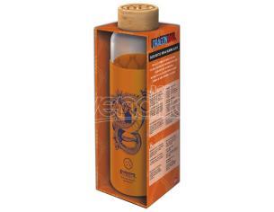 Dragon Ball Z Silicone Cover Bottiglia Di Vetro 585ml Stor