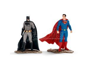 DC Comics Batman vs Superman figures Schleich