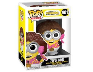Pop Figura Minions 2 70's Bob Funko