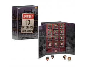 13-day Spooky Countdown Pocket Funko POP Vinile Figura Calendario Dell'avvento