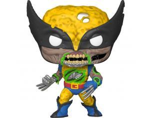 Pop Figura Marvel Zombies Wolverine Funko
