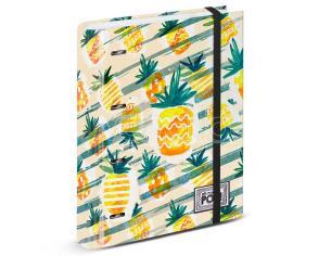 Oh My Pop Ananas A4 Raccoglitore Con Fogli Karactermania