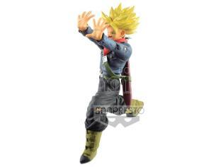 Dragon Ball Super Super Saiyan Trunks Future Galick Gun Figura 17cm Banpresto
