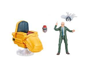 Marvel Legends X-men Profesor X Set Figura + Vehicle Hasbro