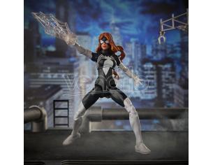 Marvel Spiderman Spider Woman Legend Series Figura 15cm Hasbro
