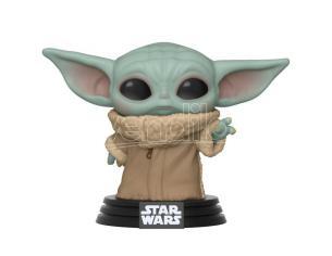 Star Wars Mandalorian Funko POP Film Vinile Figura Yoda Il Bambino 9 cm