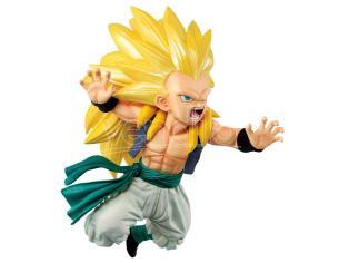 Dragon Ball Z Rising Fighters Super Saiyan3 Gotenks Ichibansho Figura 11cm Banpresto