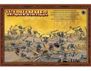 Games Workshop Warhammer 95-07 GUERRIERI DE REGNI DEGLI OGRI KIT Personaggi