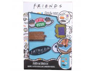 Friends Velcro Agenda Con Patches Blue Sky Studios