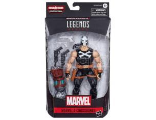 Marvel Black Widow Marvek Crossbones Legends Figura 15cm Hasbro