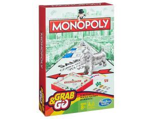 Monopoly Da Viaggio Spagnolo Game Hasbro