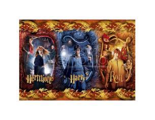 Harry Potter Harry, Ron E Hermione Puzzle 104pzs Clementoni