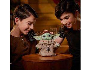 Star Wars Animatronic Figura Baby Yoda Elettronico 25 cm Hasbro