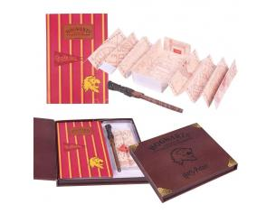 Harry Potter Set 3 Pezzi Cartoleria Con Cofanetto Hogwarts Cerdà