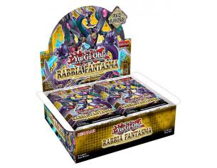 Yu-gi-oh! Rabbia Fantasma 1ma Ed Busta Carte - Da Gioco/collezione