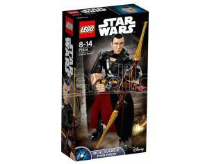LEGO STAR WARS:CHIRRUT IMWE WARS - COSTRUZIONI