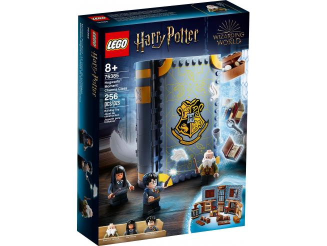 LEGO HARRY POTTER 76385 - LEZIONE DI INCANTESIMI A HOGWARTS