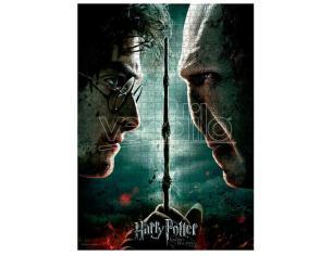 Harry Potter Voldemort vs Harry puzzle 1000pz Sd Toys