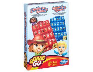 Quien Es Quien Viaje Spagnolo Game Hasbro