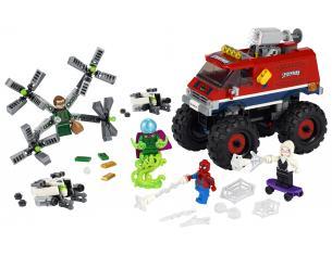 LEGO SUPER EROI 76174 - MARVEL MONSTER TRUCK DI SPIDER-MAN VS MYSTERIO