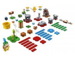 LEGO SUPER MARIO 71380 - COSTRUISCI LA TUA AVVENTURA - MAKER PACK