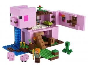 LEGO MINECRAFT 21170 - LA PIG HOUSE