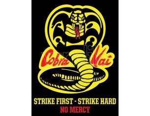 Cobra Kai - No Mercy - Tela Print Stampa Su Tela Pyramid International