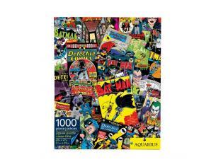 Dc Batman Collage 1000  Pezzi Puzzle Poster Aquarius Ent