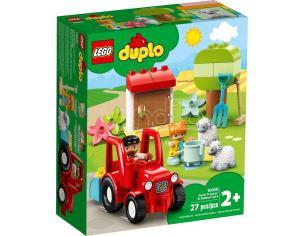 LEGO DUPLO 10950 - IL TRATTORE DELLA FATTORIA E I SUOI ANIMALI