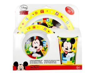 Disney Mickey Micro Set Colazione Stor