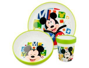 Disney Mickey Premium Set Colazione Stor