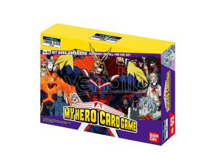 My Hero Academia Carte Gioco – Decks All Might & All For One X1