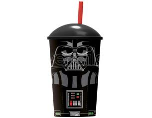 Star Wars Bicchiere Con Cannuccia Stor