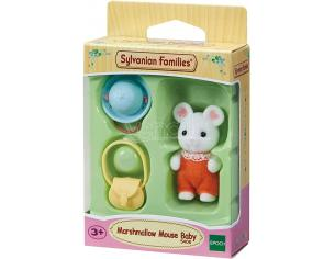 Sylvanian Family 5408 - Bebè Marshmallow