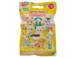 Sylvanian Family 5463 - Una Bustina Baby serie Party 8 personaggi a sorpresa