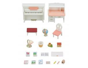 Sylvanian Family 5284 - Pianoforte e scrivania