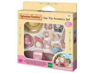 Sylvanian Family 5192 - Set accessori da viaggio