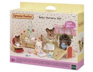Sylvanian Family 5436 - Set Camera dei bebè